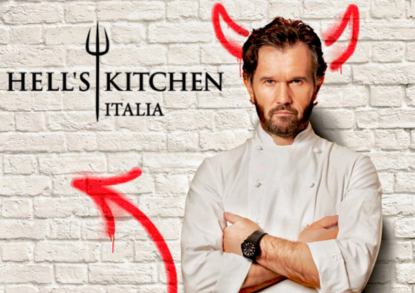 Carlo Cracco - Hell's Kitchen Italia
