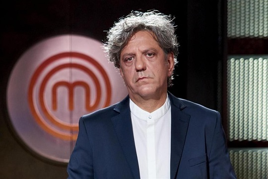 Giorgio Locatelli - MasterChef Italia