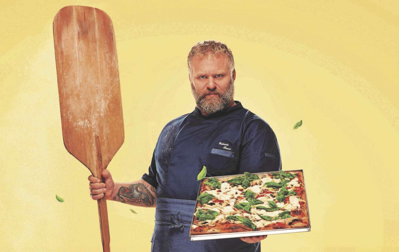 Gabriele Bonci - Pizza Hero